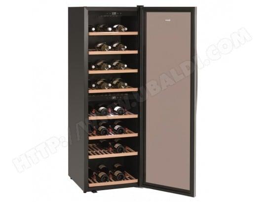 Bartscher 24988 pas cher cave vin 180 bouteilles for Cave a vin garage froid