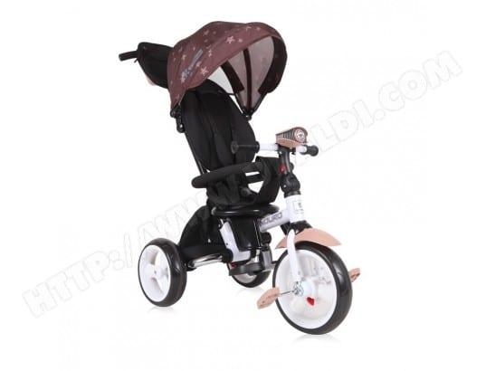 tricycle volutif pour b b enfant enduro beige lorelli. Black Bedroom Furniture Sets. Home Design Ideas