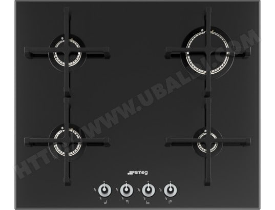 smeg pv164n2 plaque gaz pas cher. Black Bedroom Furniture Sets. Home Design Ideas