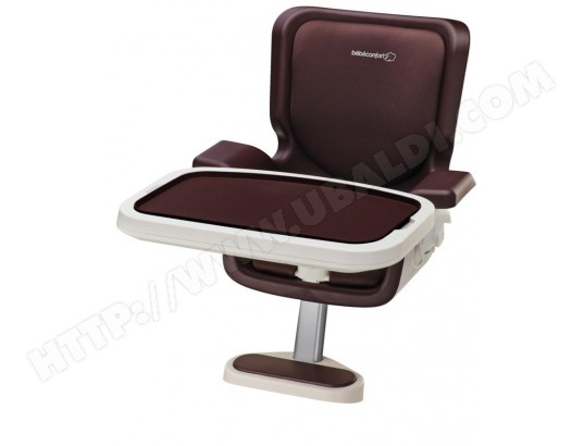 Chaise Haute Volutive BEBE CONFORT Assise Keyo Fancy Brown