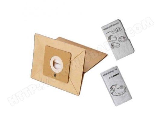 microfiltre pour Moulinex Accessimo Compacteo 5x Sac Mini Space