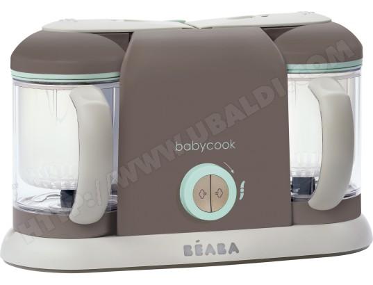 robot cuiseur b b beaba babycook duo poudr bleu 912254 pas cher. Black Bedroom Furniture Sets. Home Design Ideas