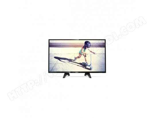 PHILIPS TV Téléviseur 32'' LED Full HD 200 Hz PPI TUNER SAT PHILIPS 1053387