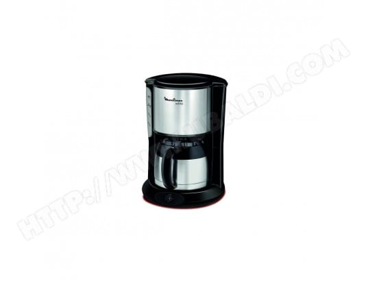 CAFETIERE SUBITO ISOTHERME NOIR/INOX MOULINEX 1029008