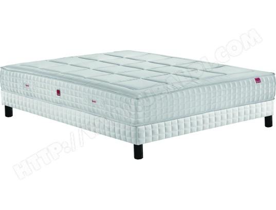ensemble matelas sommier 80 x 200 epeda lit amandier 80x200cm sommier. Black Bedroom Furniture Sets. Home Design Ideas