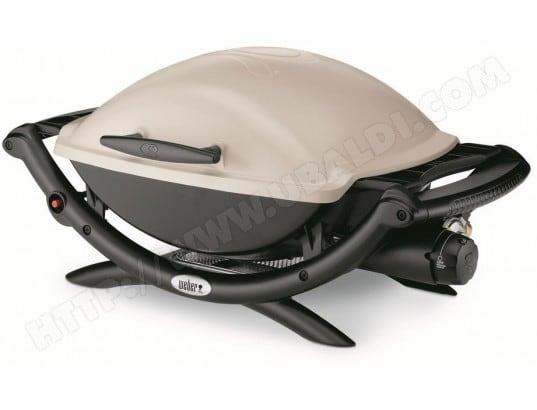 weber q 2000 titanium pas cher barbecue gaz livraison. Black Bedroom Furniture Sets. Home Design Ideas