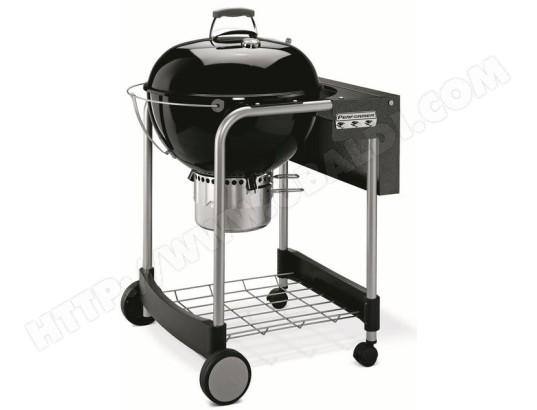 WEBER Performer Original Gourmet 57 cm Black 1401504 Pas Cher - Barbecue  charbon - Livraison Gratuite 1e4cf46ba86c