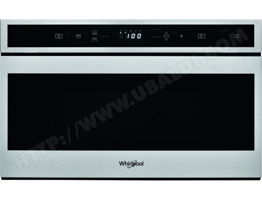 whirlpool w6mn840 pas cher micro ondes grill encastrable. Black Bedroom Furniture Sets. Home Design Ideas
