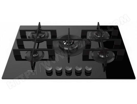 whirlpool gow7553nb plaque gaz pas cher. Black Bedroom Furniture Sets. Home Design Ideas