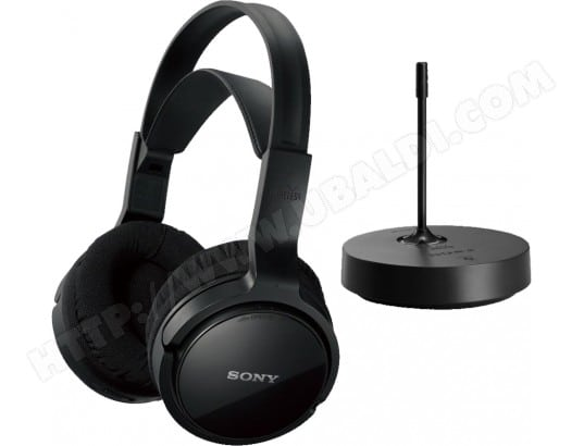 sony mdrrf811rk casque sans fil livraison gratuite. Black Bedroom Furniture Sets. Home Design Ideas