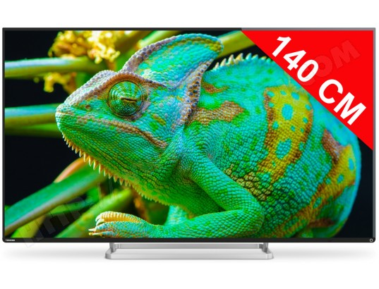 TV LED Full HD 3D 140 cm TOSHIBA 55L7453