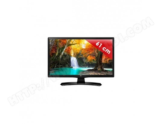 7163f9697be LG MA-18CA18 TELE-82RVN - Téléviseur LG 24 TK 410 VPZ - HD TV - 24 ...