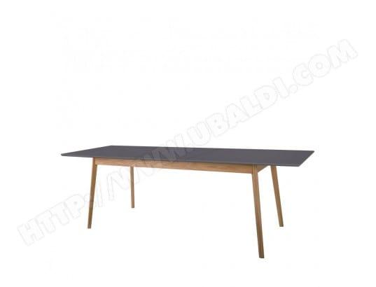 230x80cm Gris Manger Couleur Skoll Souris Table À Extensible 180 dCxrBoe