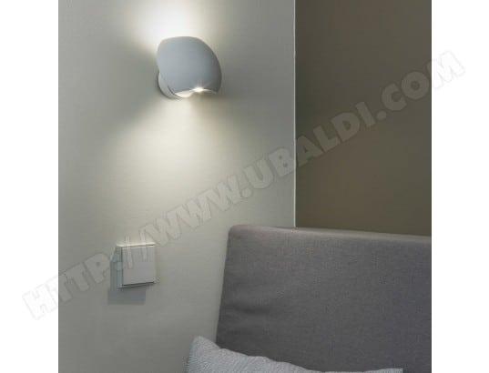 Applique murale led orientable double faisceau lumineux longueur