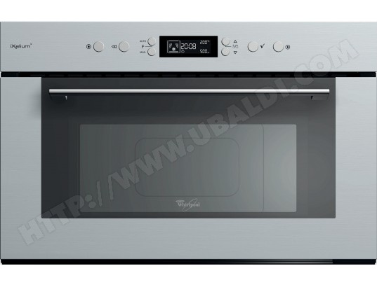 Whirlpool amw931ixl pas cher micro ondes grill - Micro onde grill encastrable ...