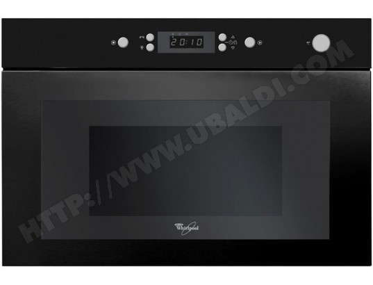 WHIRLPOOL AMW901NB Pas Cher - Micro ondes Encastrable WHIRLPOOL ... 3cb9df8bb0a8
