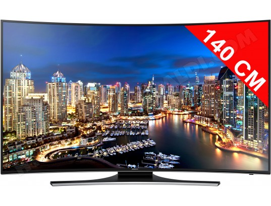 e7d5f94a4c3 SAMSUNG UE55HU7200 - TV LED 4K incurvé 140 cm - Livraison Gratuite