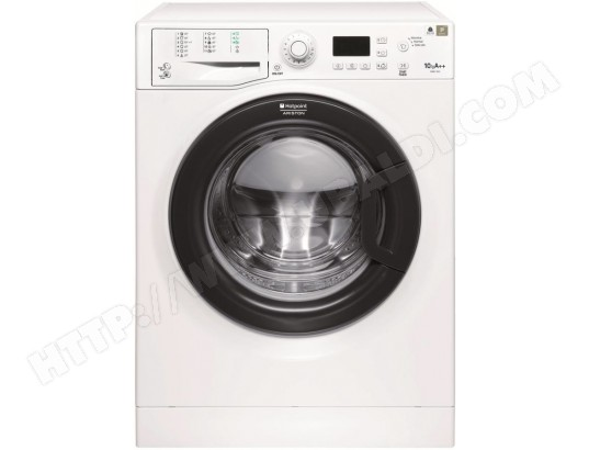 511b566642ceed HOTPOINT ARISTON FMG1043BFR Pas Cher - Lave linge Frontal HOTPOINT ...