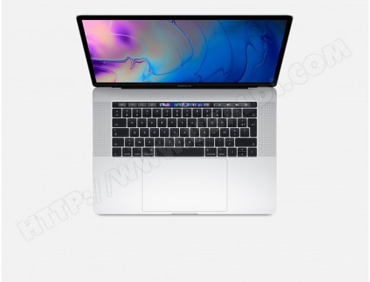 MacBook Pro APPLE Touch Bar 15' Silver - 512GB - Edition 2018