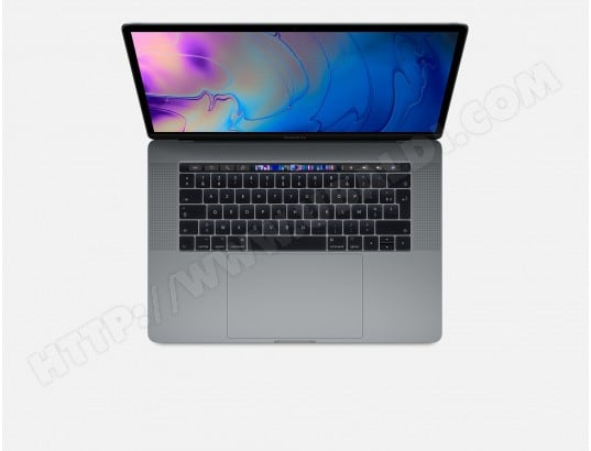 MacBook Pro APPLE MacBook Pro Touch Bar Space Grey - 512Go