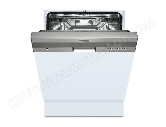 electrolux asi64011x lave vaisselle integrable 60 cm. Black Bedroom Furniture Sets. Home Design Ideas