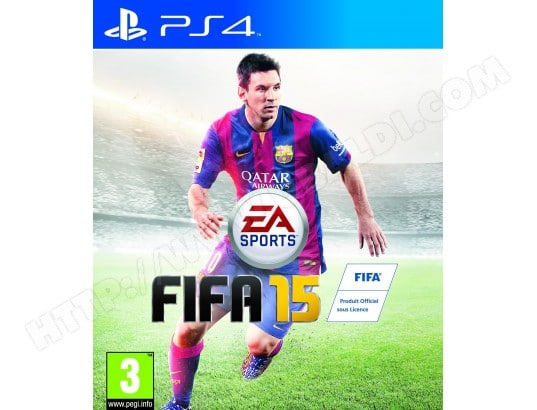 fifa15 ps4 pas cher neuf. Black Bedroom Furniture Sets. Home Design Ideas