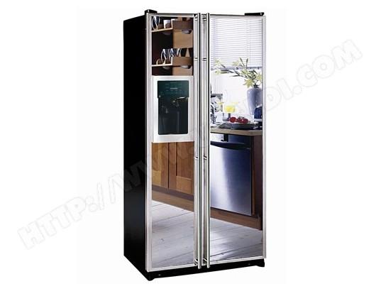 GENERAL ELECTRIC GCE21LGFBB200 Pas Cher - Réfrigérateur américain ...