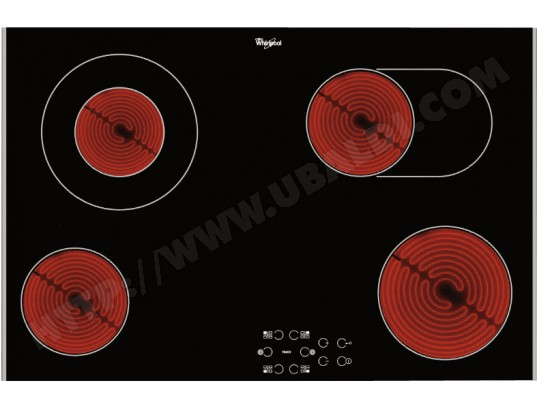 whirlpool akt8360lx plaque vitroceramique pas cher. Black Bedroom Furniture Sets. Home Design Ideas