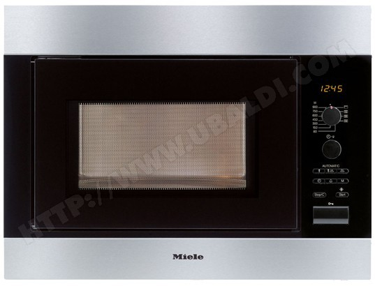 Miele m8261 1in pas cher micro ondes grill encastrable - Micro onde grill encastrable ...