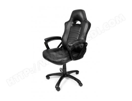 accessoires pour consoles fauteuil gamer arozzi enzo noir arozzi enzo bk pas cher. Black Bedroom Furniture Sets. Home Design Ideas