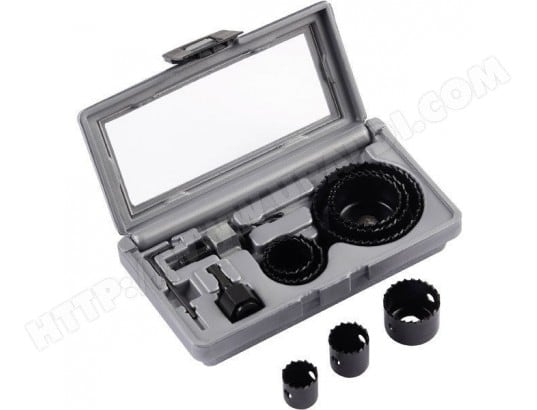 Kit scie cloche Bosch Kit de 11 BOSCH 2607019450