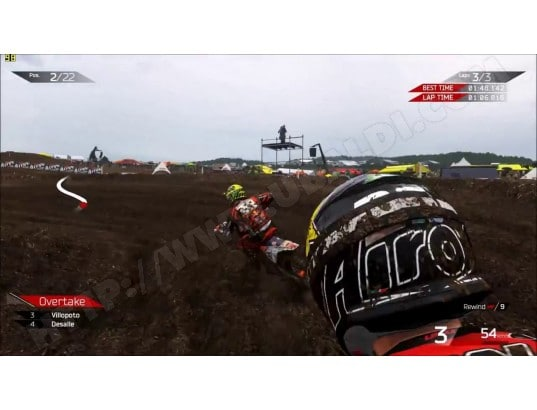 MXGP 2 (PC) BIGBEN INTERACTIVE 8059617104917