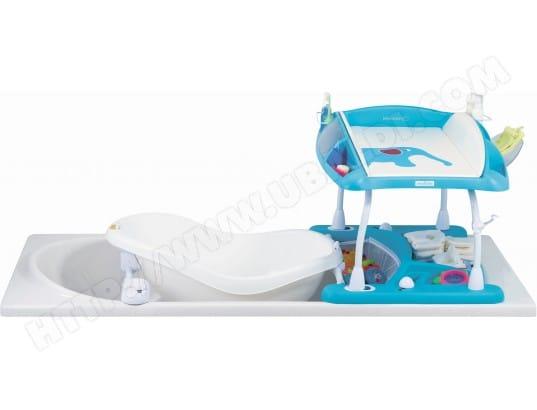 Table à Langer Pliante Bebe Confort Duo Bain Lange Amplitude Bb Doux