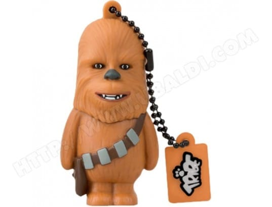 TRIBE CLE USB 3D 16GO CHEWBACCA TRIBE FD007505