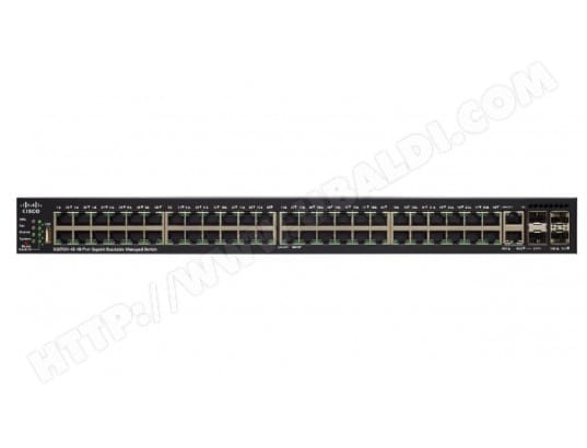 CISCO SG550X-48MP CISCO SYSTEMS SG550X-48MP-K9-EU