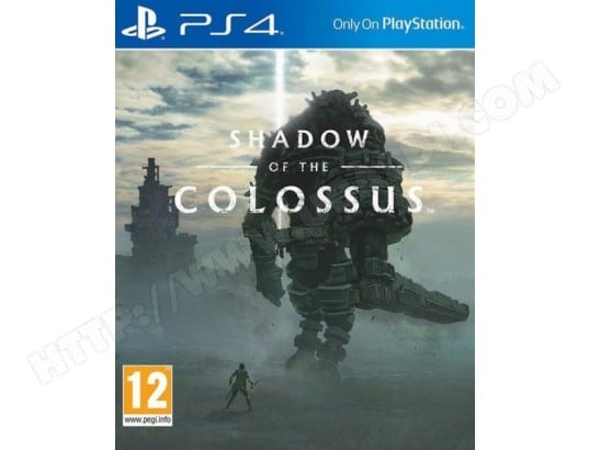 Sony Computer Entertainment Shadow of the Colossus (PS4) (Pré-commande SONY 711719351979