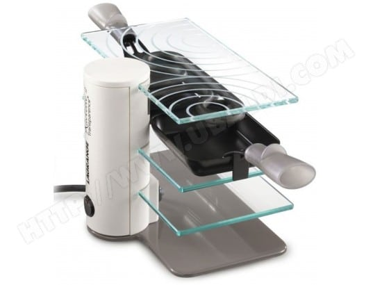 Raclette Multifonction LAGRANGE 009204 Raclette 2 transparence