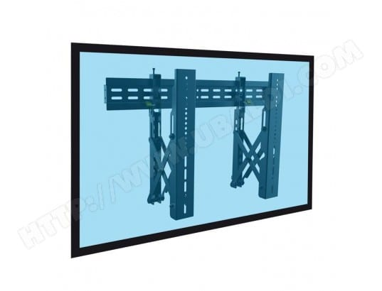 Support videowall pour écran LCD LED 37 -70 - Système Push Pull KIMEX 017-2002