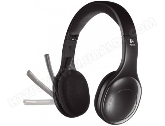 Micro-Casque LOGITECH H800 Wireless