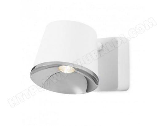 Applique murale orientable drone led blanc ledsc4 5195 pas cher