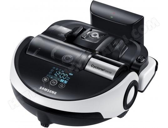 avis aspirateur robot samsung powerbot sr20h9051u test critique et note. Black Bedroom Furniture Sets. Home Design Ideas