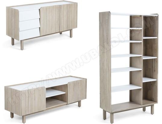 bahut lf ensemble bahut meuble tv tagere tropea pas cher. Black Bedroom Furniture Sets. Home Design Ideas