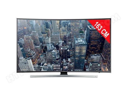 avis tv led 4k incurv 3d 163 cm samsung ue65ju7500 test critique et note. Black Bedroom Furniture Sets. Home Design Ideas