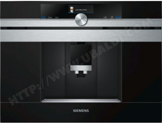 Expresso encastrable SIEMENS CT636LES1