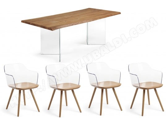 Ensemble Table Et Chaises Lf Ensemble Table Levik Chaises Klam