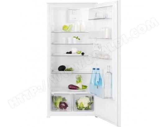 electrolux ern2111aow pas cher r frig rateur encastrable 1 porte electrolux livraison gratuite. Black Bedroom Furniture Sets. Home Design Ideas