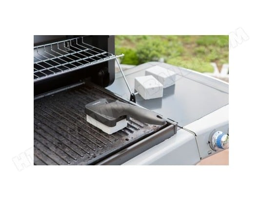 Accessoire barbecue CAMPINGAZ 2000020243 Pierres nettoyantes + ustensile