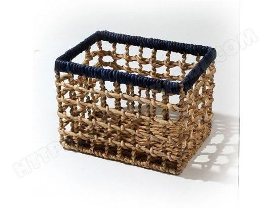 panier ajour en jacinthe d 39 eau casame 2820 pas cher. Black Bedroom Furniture Sets. Home Design Ideas