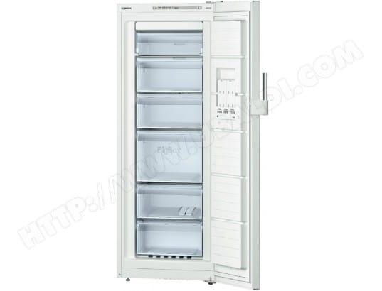 Test cong lateur armoire bosch gsn29cw32 critiques et notes - Test congelateur armoire ...