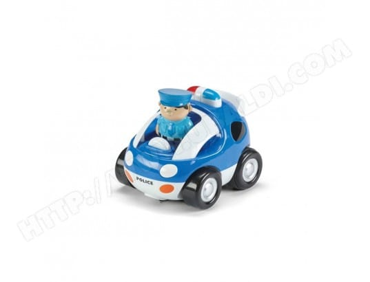 Véhicule radiocommandé RC Junior : voiture de police REVELL MA-62CA395VEHI-R1TO8